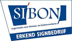 SI'BON erkend signbedrijf
